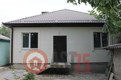 Дом 10 x 9 (простая крыша) площадью 90 м2 + проект