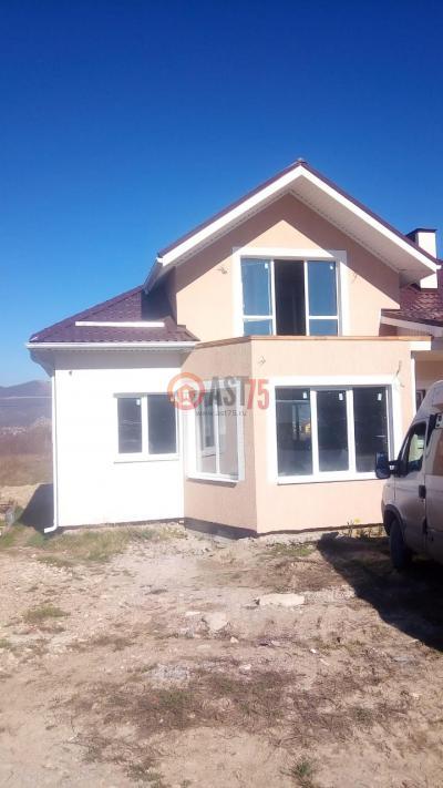 Дом 16 x 14.6 площадью 192 м2 + проект