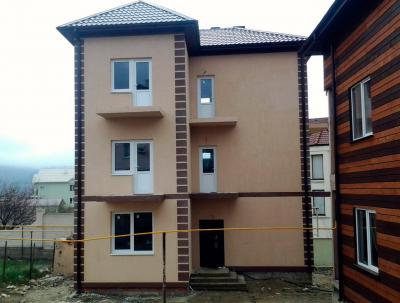Мини гостиница 9 x 8.6 площадью 187 м2 + проект