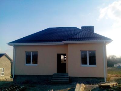 Дом 10 x 10 площадью 96 м2 + проект