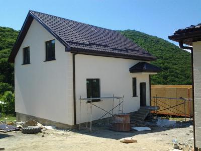 Дом 9 x 8 (простая крыша) площадью 144 м2 + проект