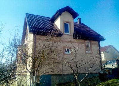 Дом 7 x 8 площадью 112 м2 + проект