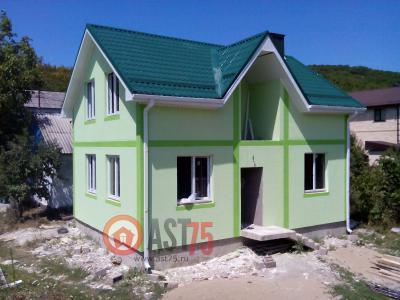 Дом 9 x 7 площадью 128 м2 + проект