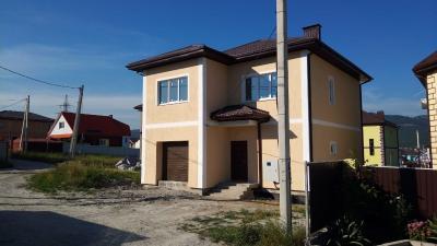 Дом 9х11,3 + терраса 4,4х2 площадью 196 м2 + проект