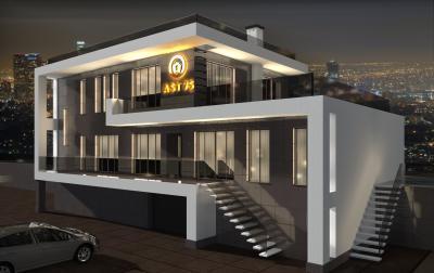 Дом на двух хозяев с цокольным этажом площадью 567 м2 + проект