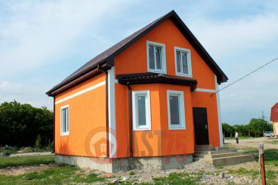 Дом 7 x 8 с эркером площадью 115 м2 + проект