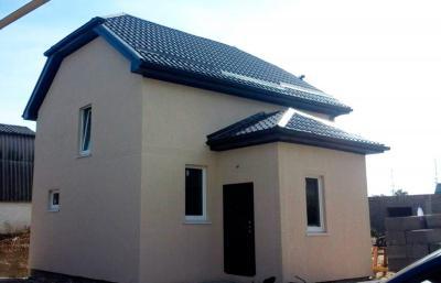 Дом  7 x 6 площадью 84 м2 + проект
