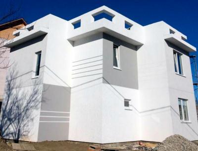Дом 9 х 9 м площадью 130 м2 + проект