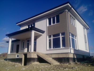 Дом 14#13 площадью 320 м2 + проект