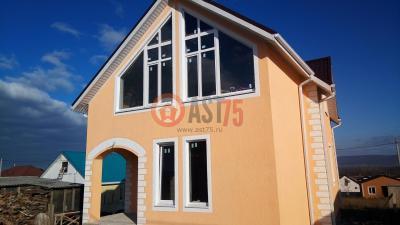 Дом 10х8 площадью 158 м2 + проект