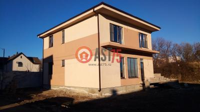 Дом 11 x 8.7 площадью 256 м2 + проект