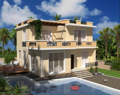 Дом 9.5 х 9.5 м площадью 178 м2 + проект