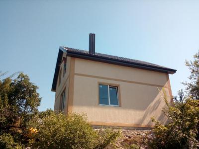 Дом  7 x 8 (свайный фундамент) площадью 112 м2 + проект