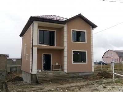 Дом 8.4 х 9.8 площадью 165 м2 + проект