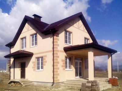 Дом 8 x 13 площадью 173 м2 + проект