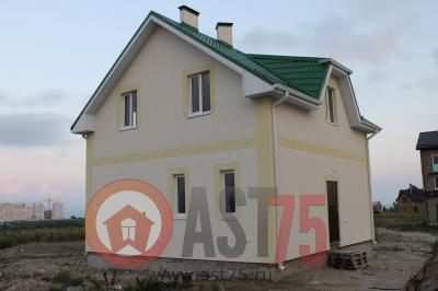 Дом 8 x 8 площадью 128 м2 + проект