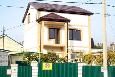 Дом 8 x 9 площадью 146 м2 + проект