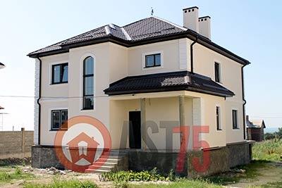 Дом 13 x 11.5 площадью 286 м2 + проект