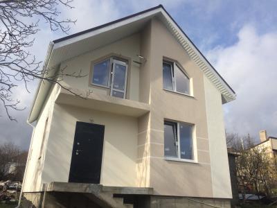 Дом 9 х 7 м площадью 132 м2 + проект