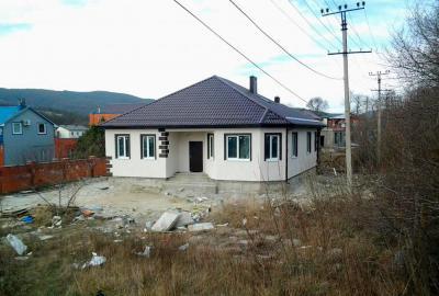 Дом 12 x 13.3 площадью 156 м2 + проект