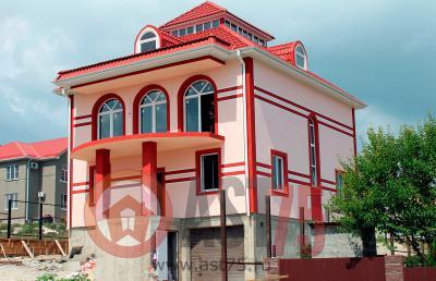 Дом 10 x 11 площадью 220 м2 + проект