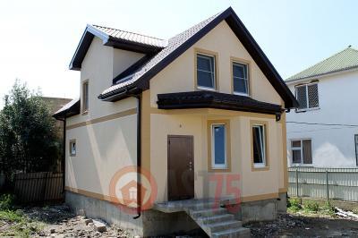 Дом 7 x 8 с эркером площадью 112 м2 + проект